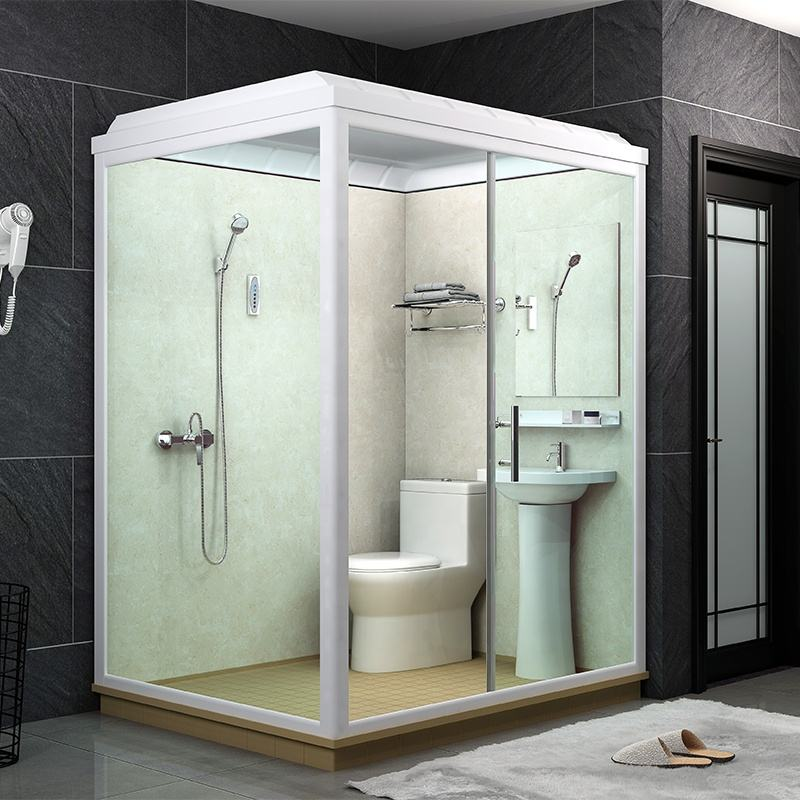All In One Prefab Bathroom Units Modular Bathroom Pod