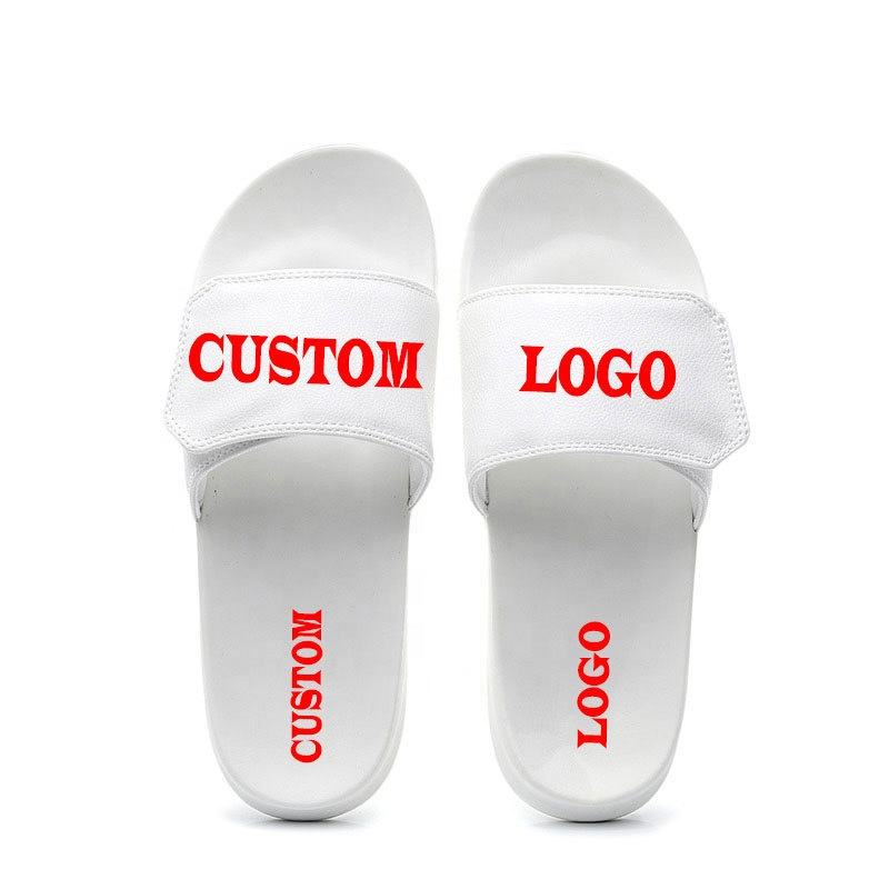 Hot Sale Beach men Slide Slipper EVA Unisex Slide custom logo slide sandal