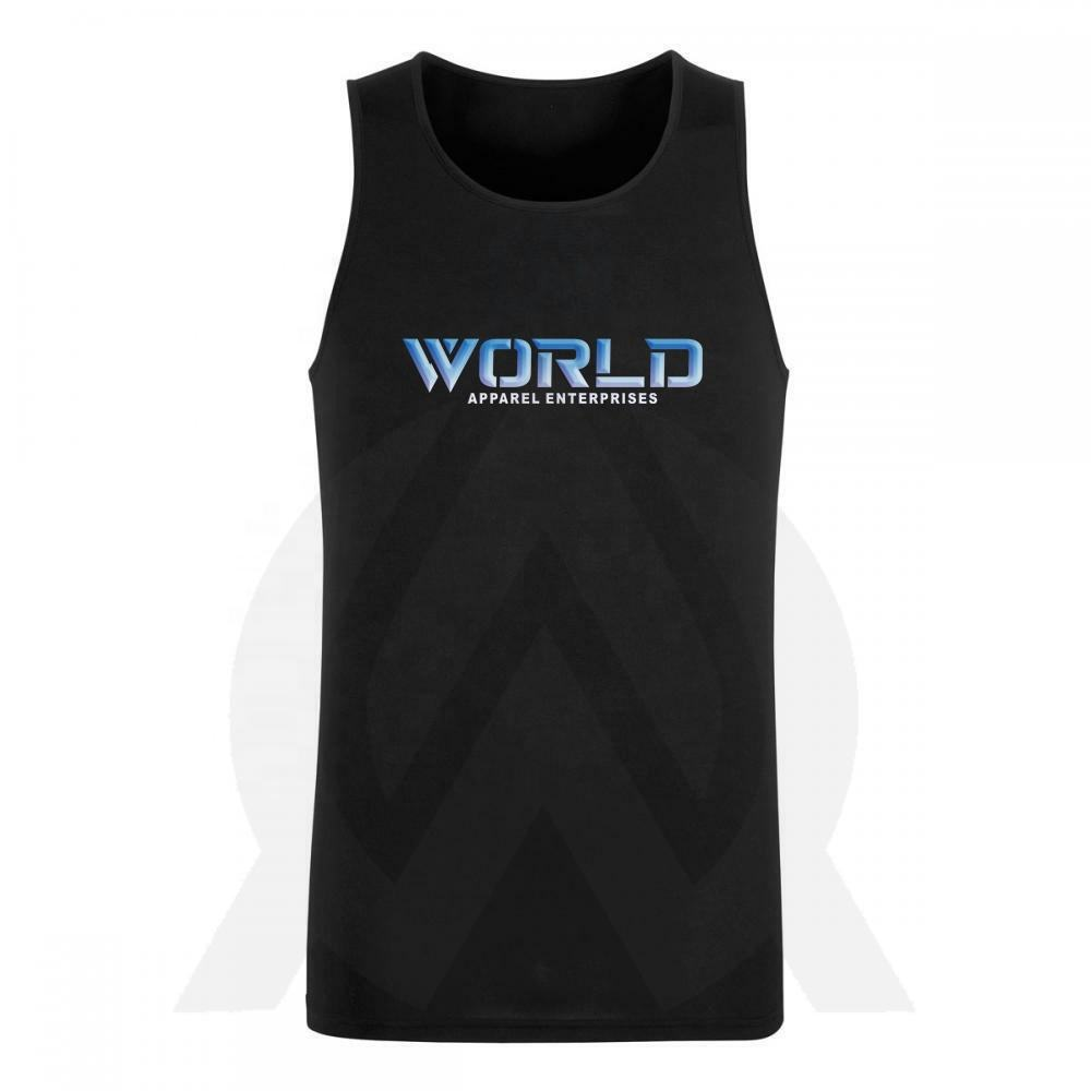 Mannen Workout Tank Tops Sport Gym Kleding Vest