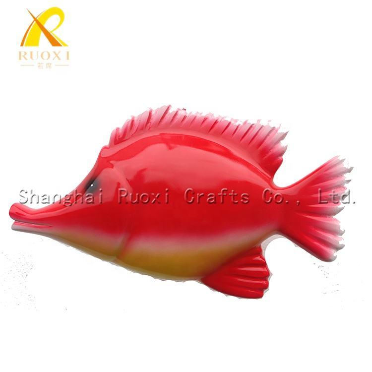 水族館装飾模擬ガラス繊維魚の人工魚水泳水族館