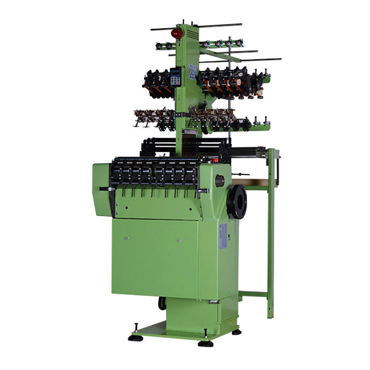 New Condition and Belt Product Type elastic band crochet elastic yarn winding tapes packing machine