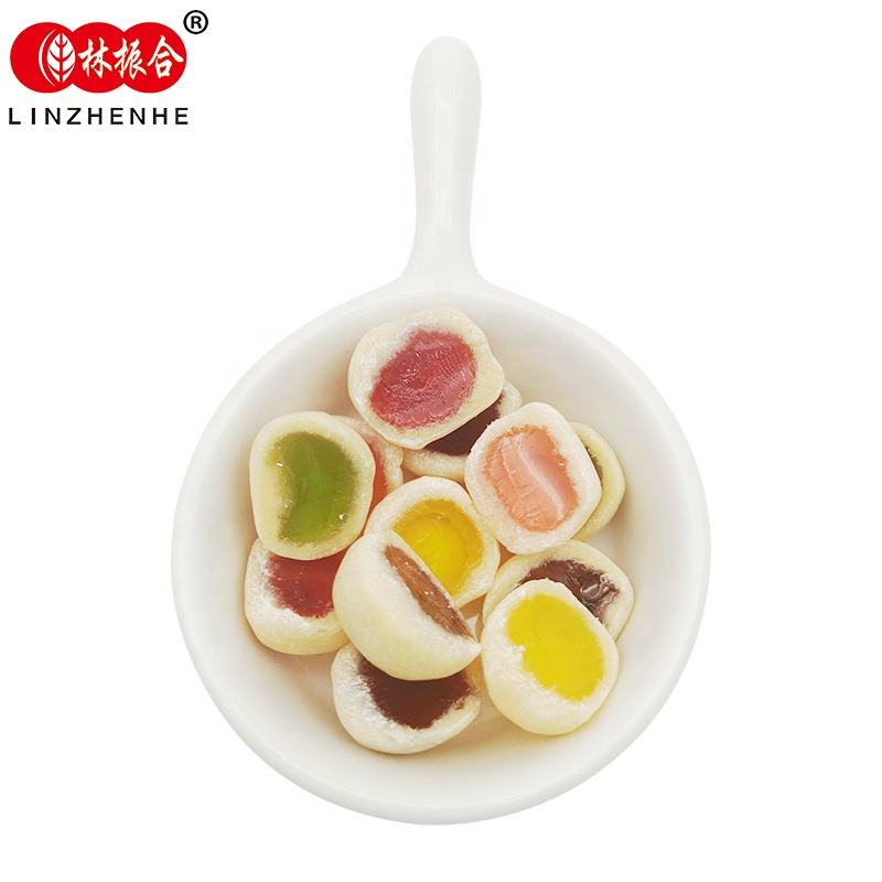 Factory Produce Mixed Filling Bonbon Candy Gelatin Candy Manufacturer