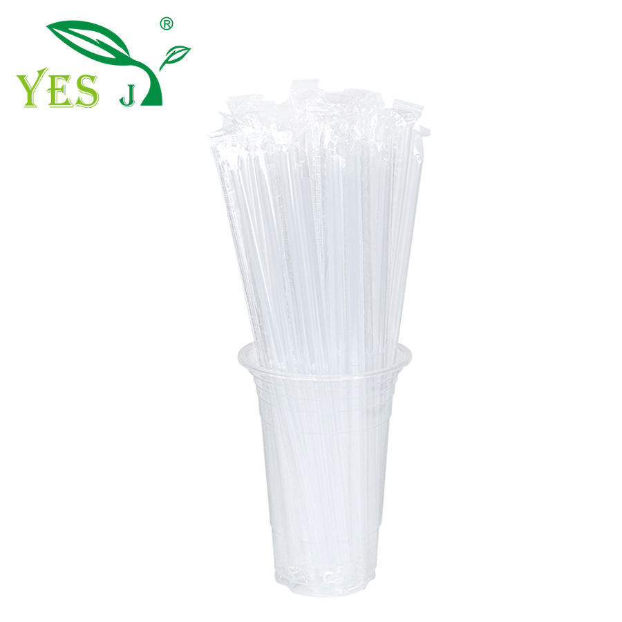 Straws plastic reusable drinking strawberry slice
