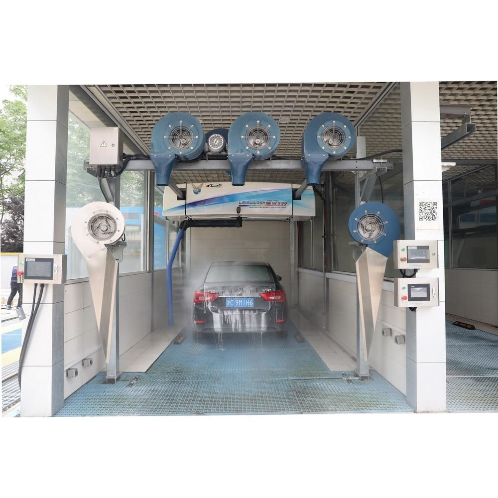 Low Price Touchless Car Wash S90 Touch Free Car Wash Machine