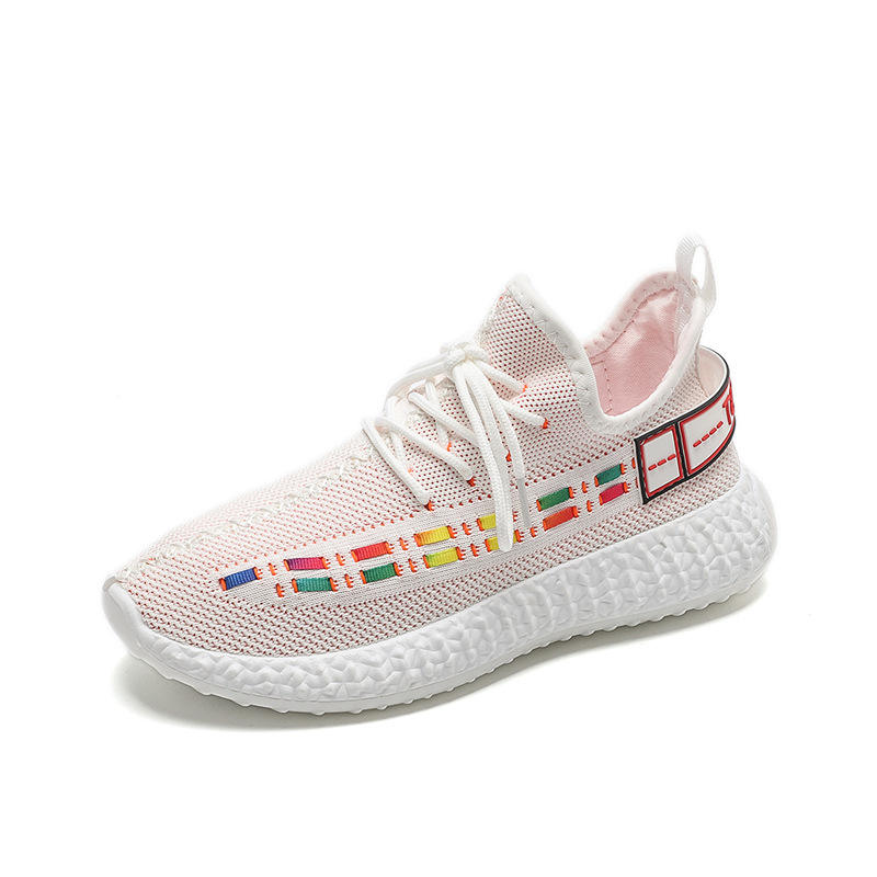HXX-D-F11 Women casual sport shoes sneakers for women fashion shoes wholesale flat shoes women