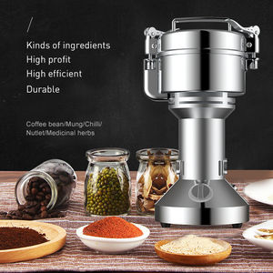 Low Noise OEM Factory Price Household Customized Mini Wheat Flour Mill