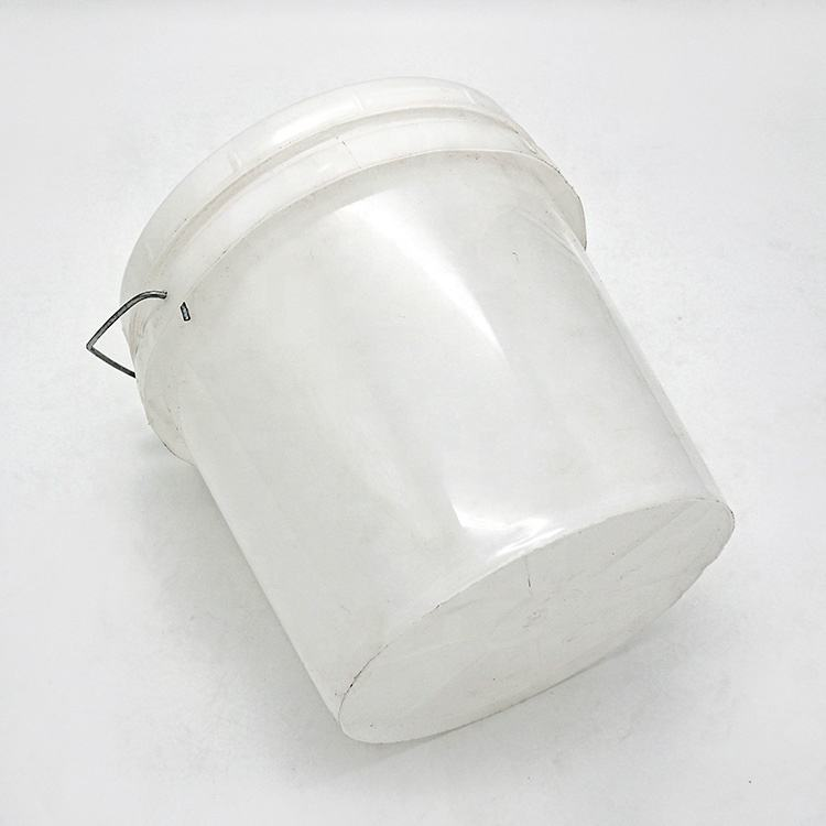 5L Paint Chemical Barrel plastic bucket veterinary medicine bucket for House decoration