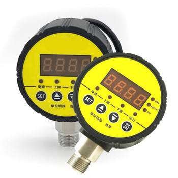 Youlian Tinggi Diferensial Presisi Digital Air/Minyak/Gas Pressure Switch