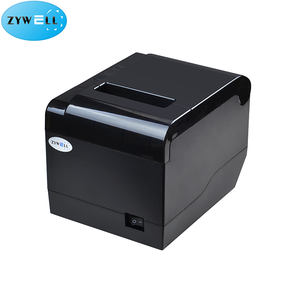 Pengiriman Murah 80 Mm Printer Lebar Industri Thermal Label Printer
