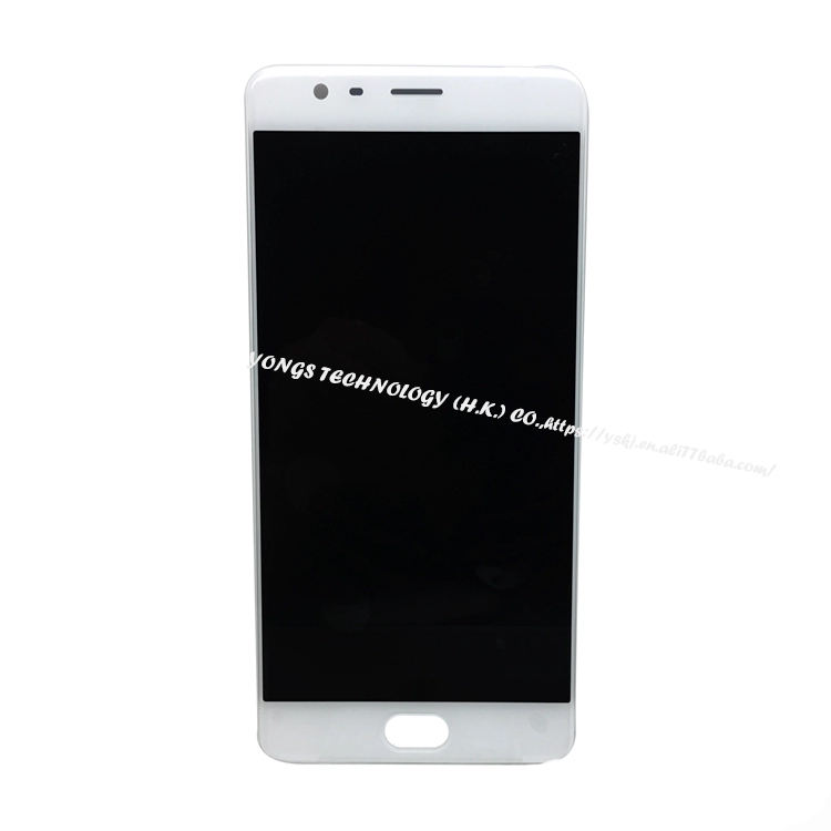 Newest replacement lcd screen for oneplus 3 three lcd with Touch digitizer assembly for One plus 3 A3000 A3003 lcd