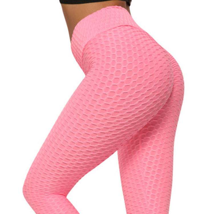 New Style Fashion sport high waisted workout leggings butt lift yoga pants leggings