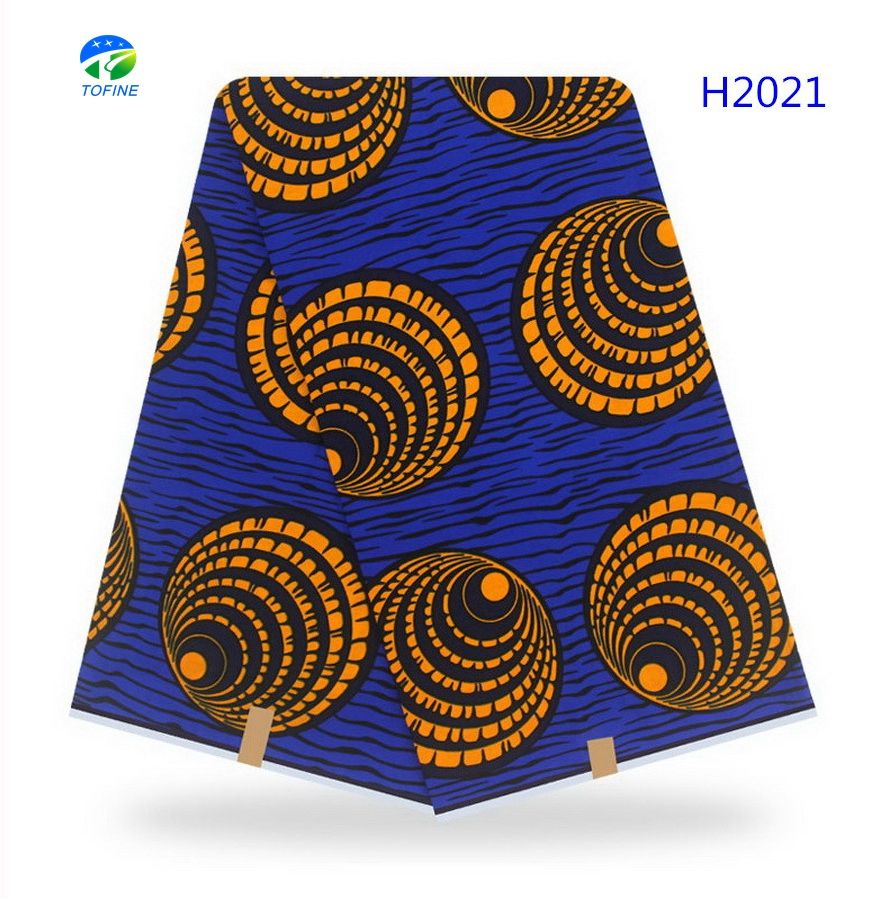Latest 100% cotton holland wax fabric vitenge fabric african wax ankara wax print fabric
