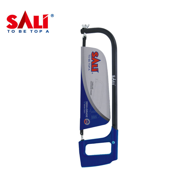 SALI New design carbon steel flexible saw blades tubular frame hacksaw