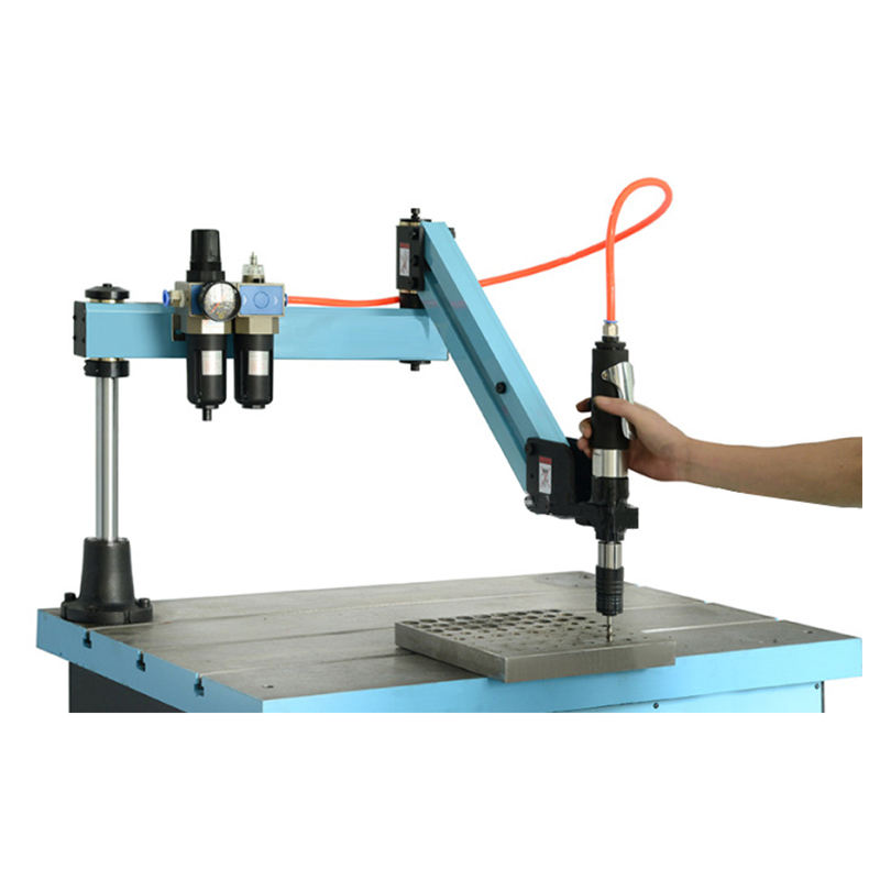 ODE Automatic Pneumatic Air Tapping Machine best quality cnc drilling and tapping machine