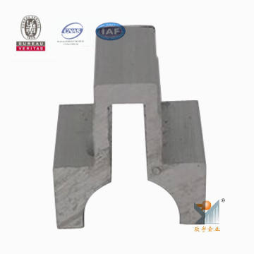 Aluminium profile c section aluminium