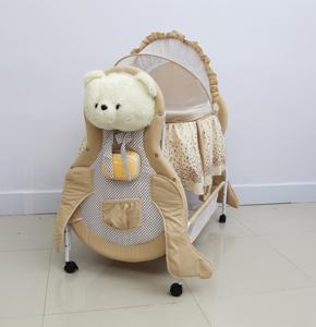 new designs infant baby swing cradle ,baby bed