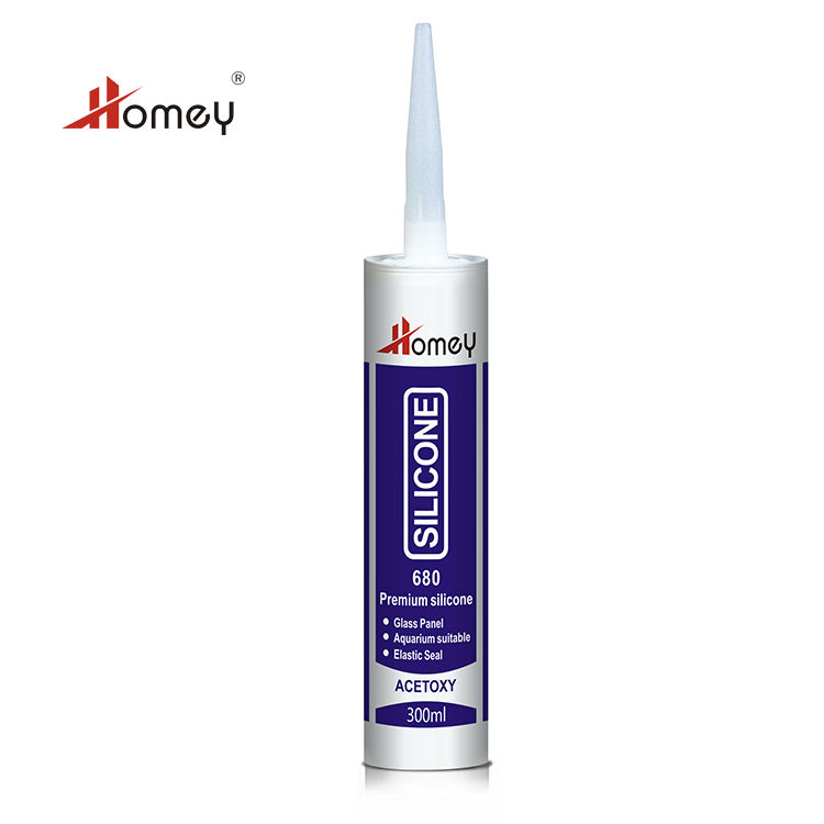 Aquarium Safe Clear Silicone Sealant for Waterproofing