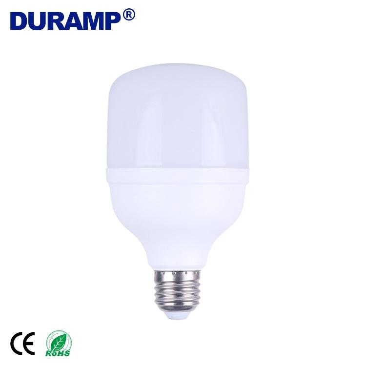 Professional 18W Lamp Raw Material Plastic Body E27 LED Light Bulb Parts