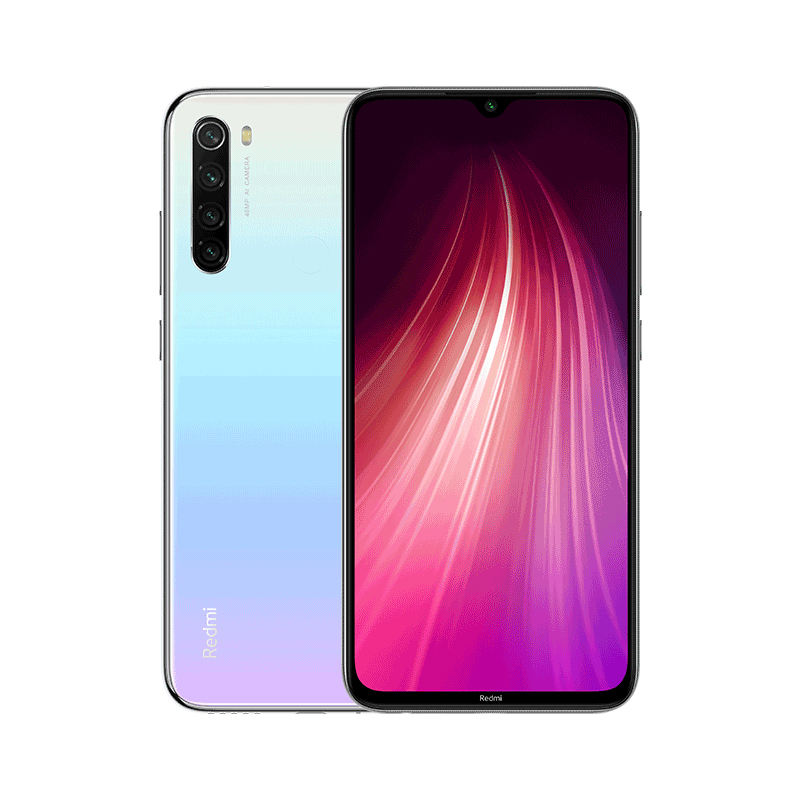 Xiaomi Redmi Note 8 4+64G 48MP Quad Camera Smartphone Snapdragon 665 Octa Core 6.3