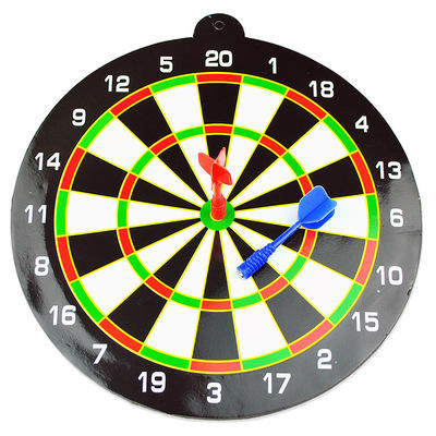 Magnetic Dart Board Toys Children's Safe Target Educational Toys Sent Two Darts Large Wholesale
