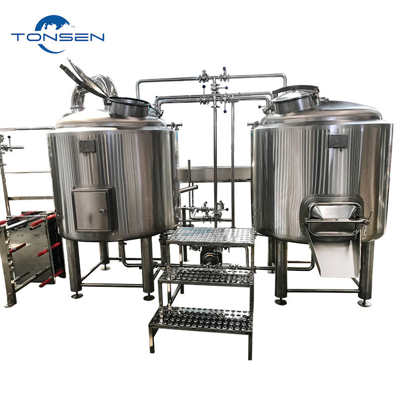 50l, 100l, 200l, 300l, 500l, 1000l Micro Bier Brouwerij Plant Made In China Brouwen Apparatuur