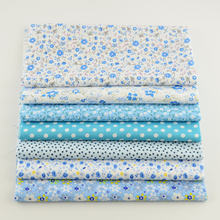 Basic Quality tela Cotton Material Patchwork Fabric For Sewing DIY Crafts 50X50CM