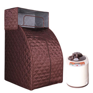 Thai sauna 1 person portable mini steam sauna kits