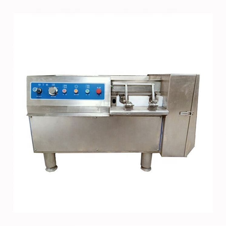 New Model Beef Meat Dicing A New Type Of Chicken Rice Flower Forming Machine