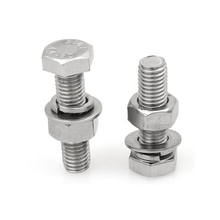ZhenXiang  din 933 allen m12 hanger/flat headed nut bolts and screws steel fastener astm a325 bolt for steel structure