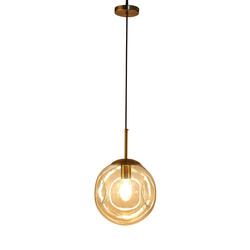 Manufacturers Provide 2021 New Fashion Gold +somkry Gray Art Pendant Lamp