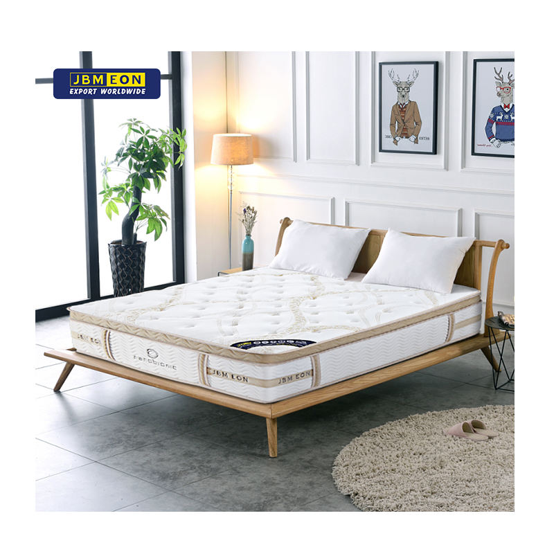 Free Sample Customized Any Size Compressed Foam Bedroom Mattress With Spring Mattress