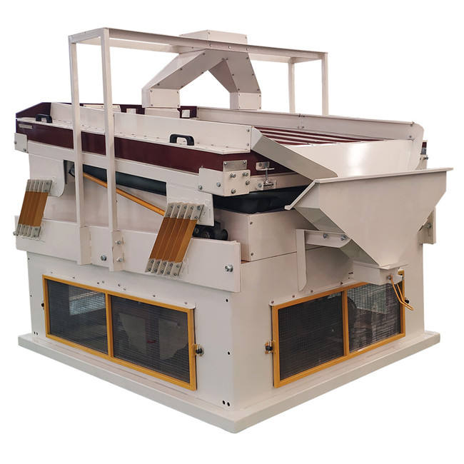 industrial hemp seed grain separation gravity classify destoner machine for sale