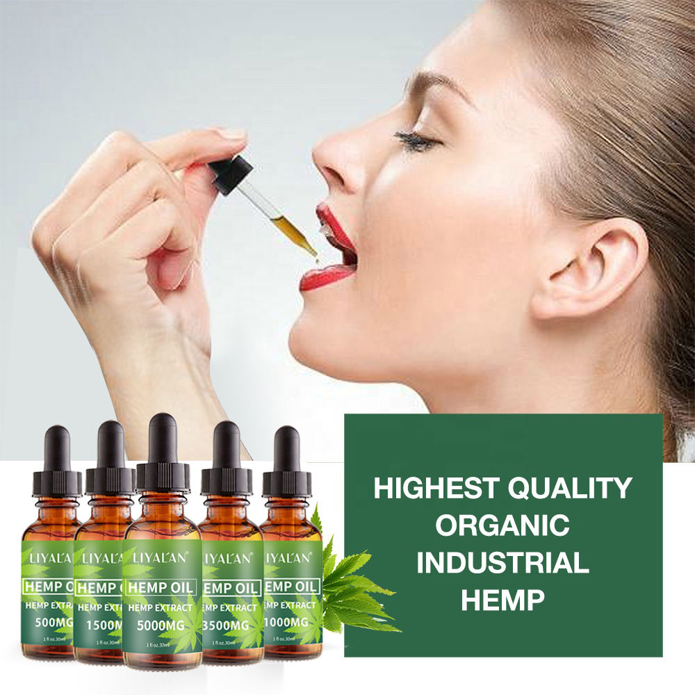 fda approved edible 30ml pure organic hemp - 5000mg full spectrum cbd hemp oil for pain relief anxiety