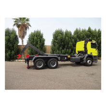 Leading Exporter of Good Quality Industrial Hook Lift Garbage Truck