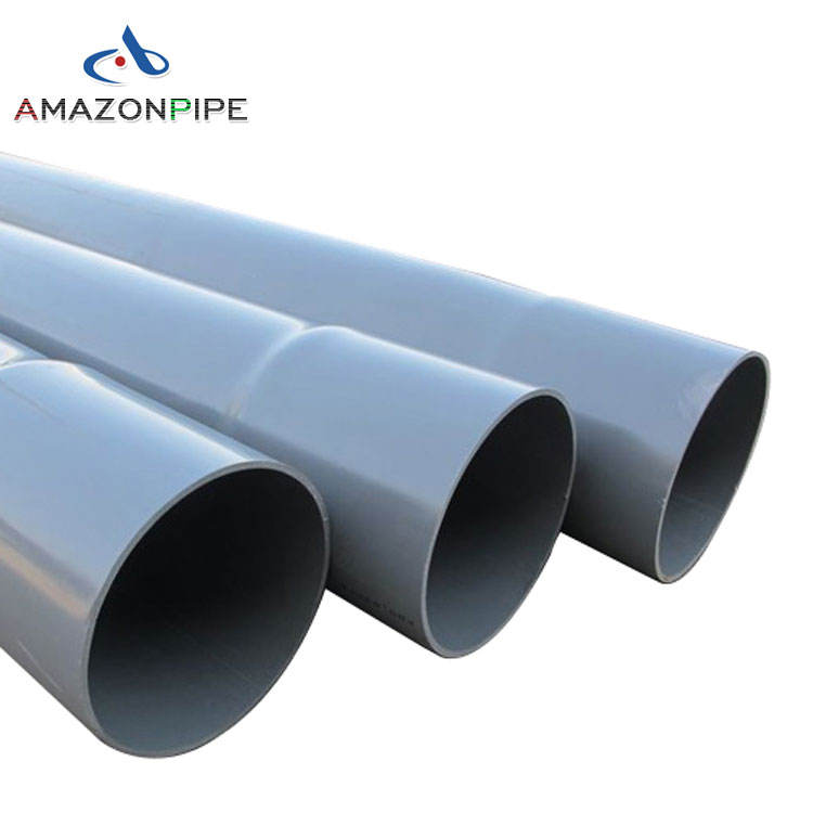 uPVC Hard PVC Pipe 200mm 63mm sdr 11