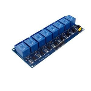 HW-281C with optocoupler 8-way relay module plc relay control board 12v 24v