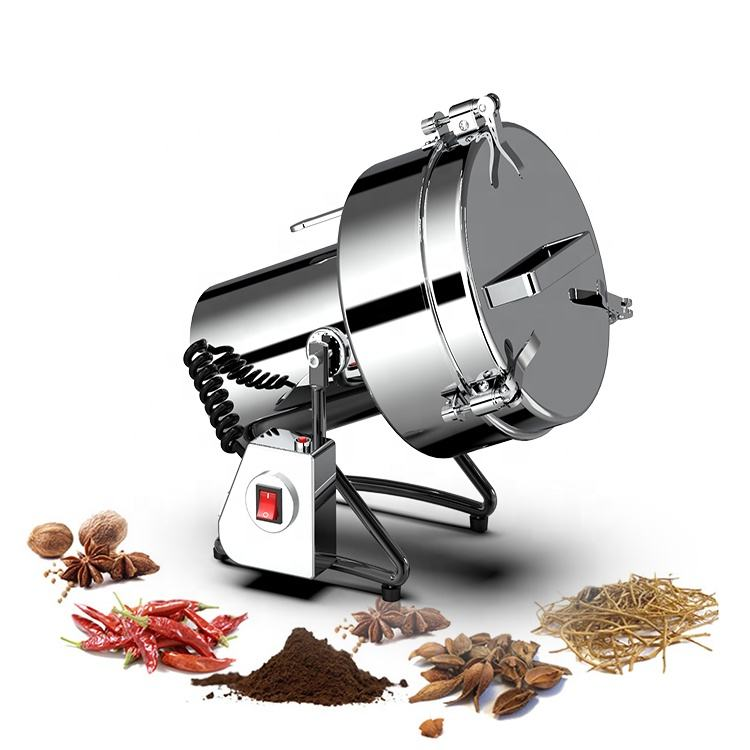 commercial food coffee grinding machine mini flour mill automatic grain product making grinder machines