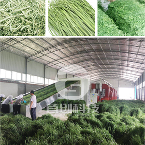 Maintain inherent quality whole processing flow machine licorice liquiritia glycyrrhiza herbs drying net herb mesh dryer machine