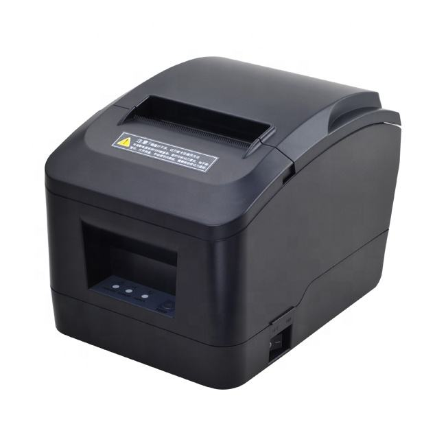 Auto Cutting USB 80mm Thermal Bill Receipt Printer for Restaurant