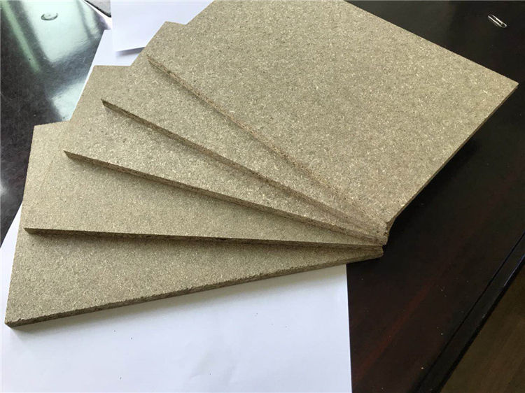 Professional Made Particle Board Production Line Particle Board Manufacturing Laminated Particle Board