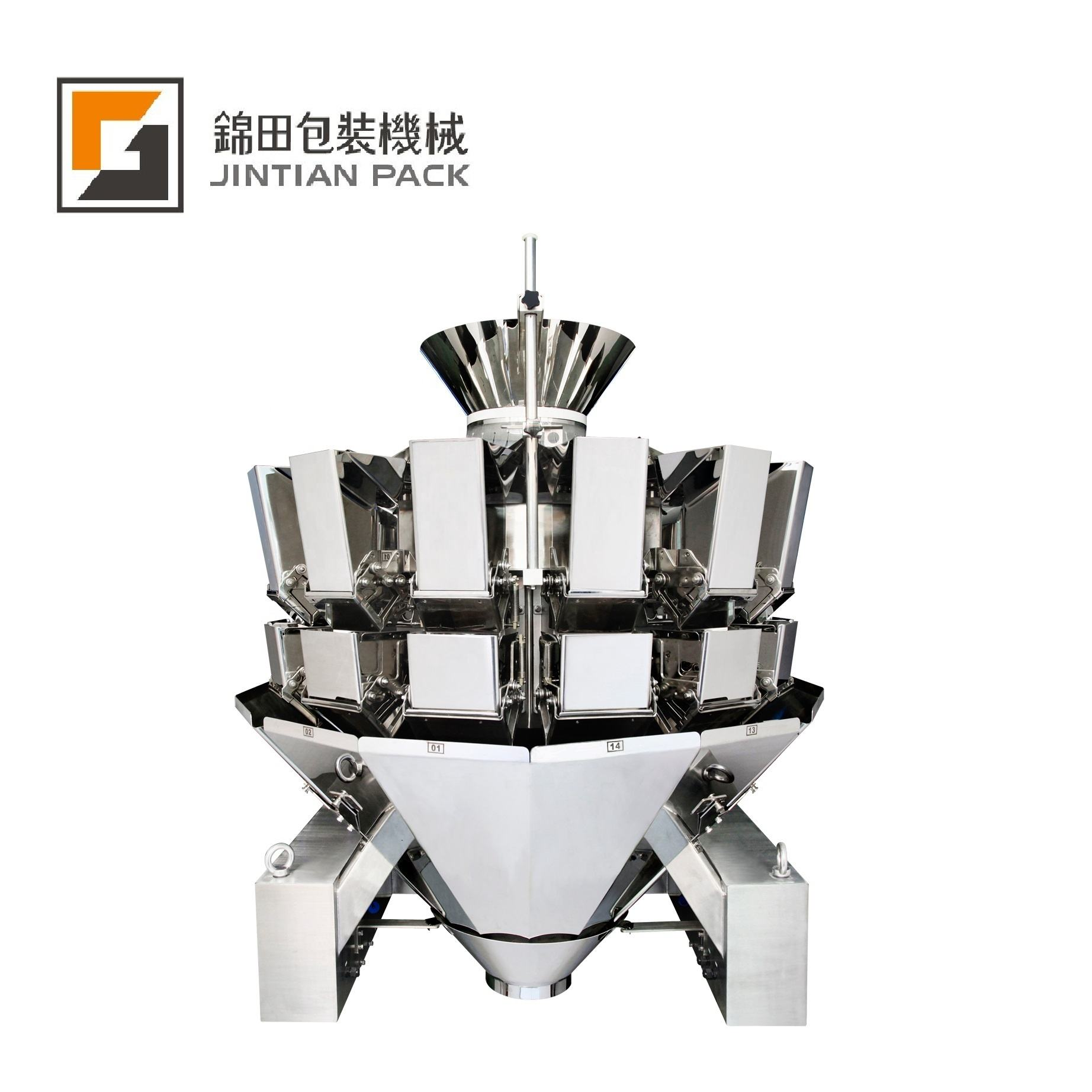 JT-14 Multihead weigher