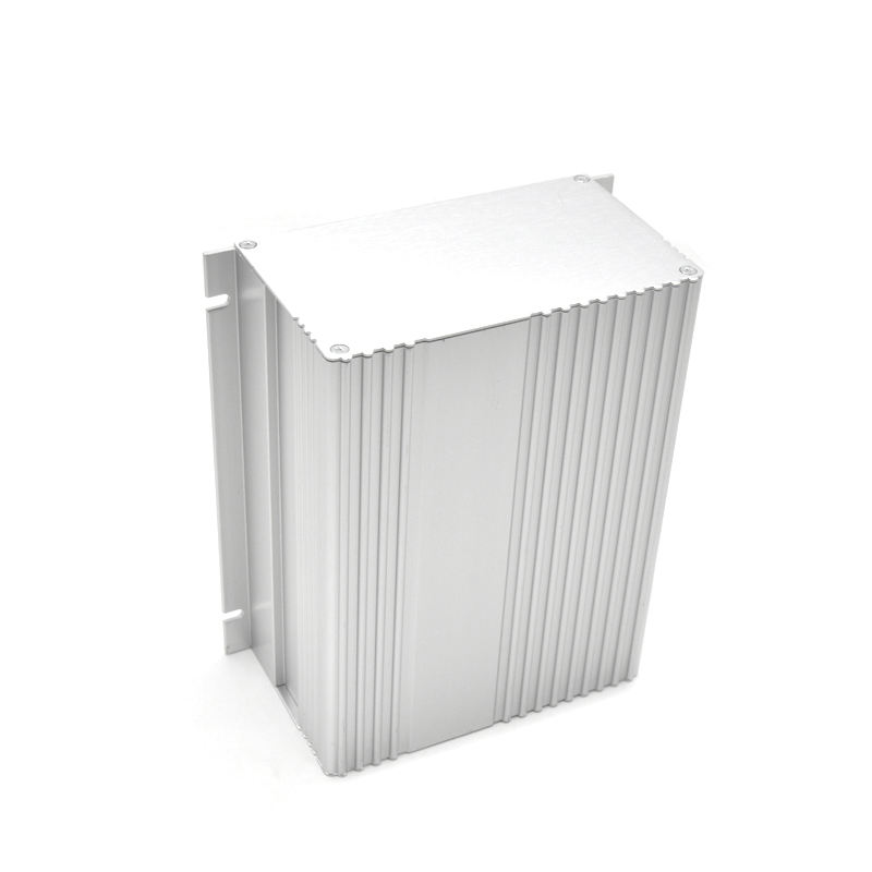 SZOMK custom aluminium casing for electronics extruded aluminum electrical enclosures