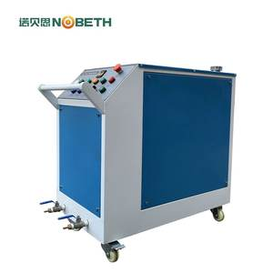 Factory price diesel steam car wash machine for mobile cleaning