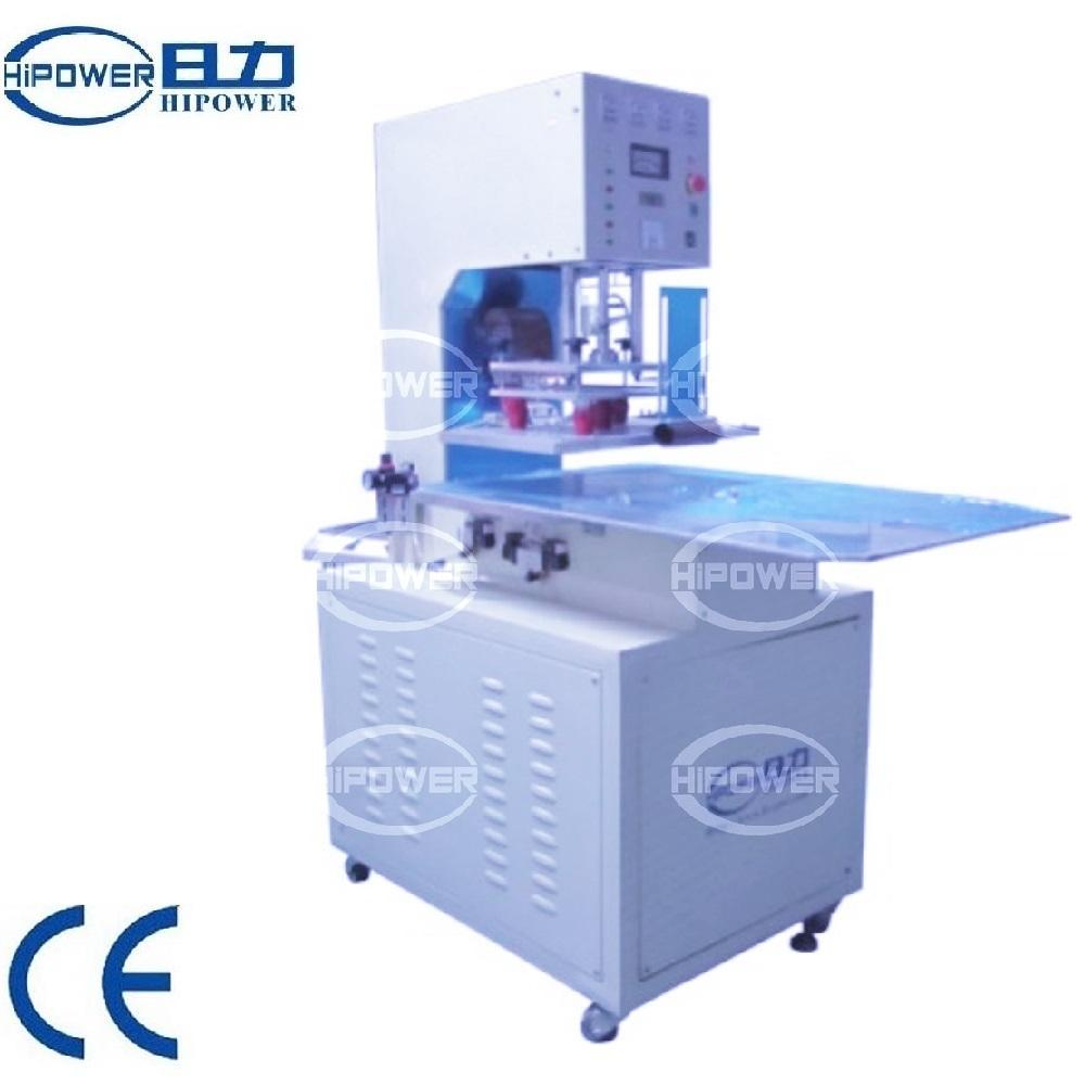 high frequency blister packaging equipment for single blister packing,double blister packing,Inflatable toy,Raincoat