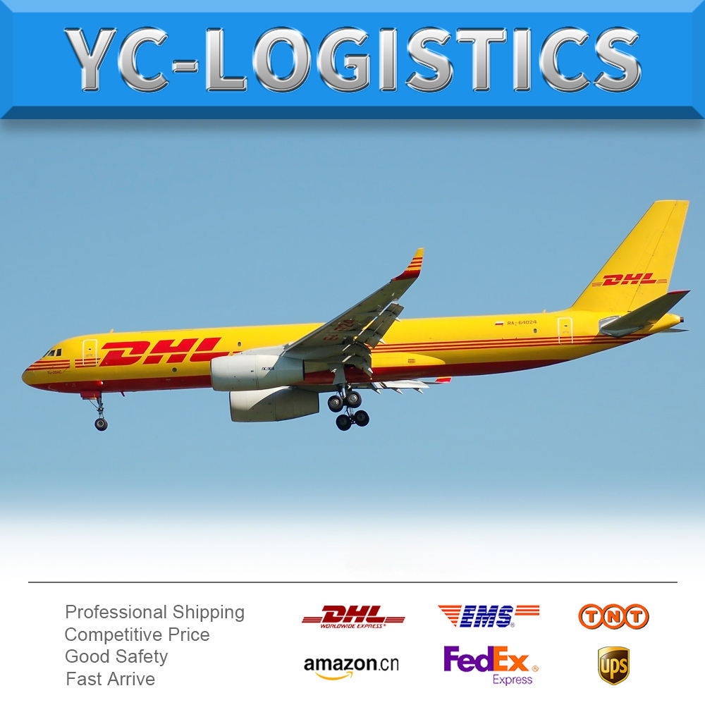 DHL UPS TNT FEDEX express shipping agent shipping rates from China to peru