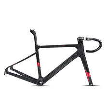 chinese Super light cheap toray carbon t900 road bike frame