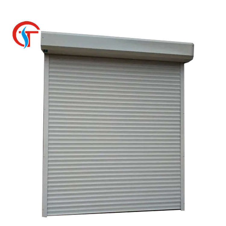 Long Service Life Roller Shutter Doors Roll-up Rolling Lifting Doors for Plant