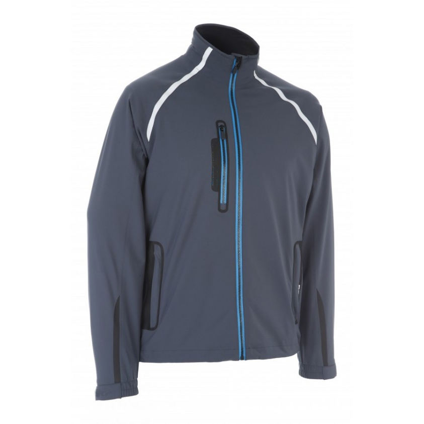 Custom Lightweight Golf Waterproof Jacket with Pants Breathable Rain Suits CUSTOM SOFTSHELL JACKET for Men