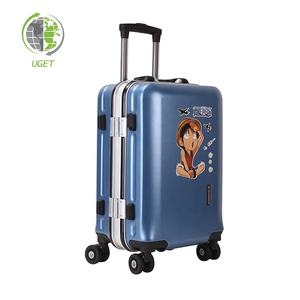 Free Sample Cases Hard Trolley Top Brands Other Pure Leather Luggage Bags