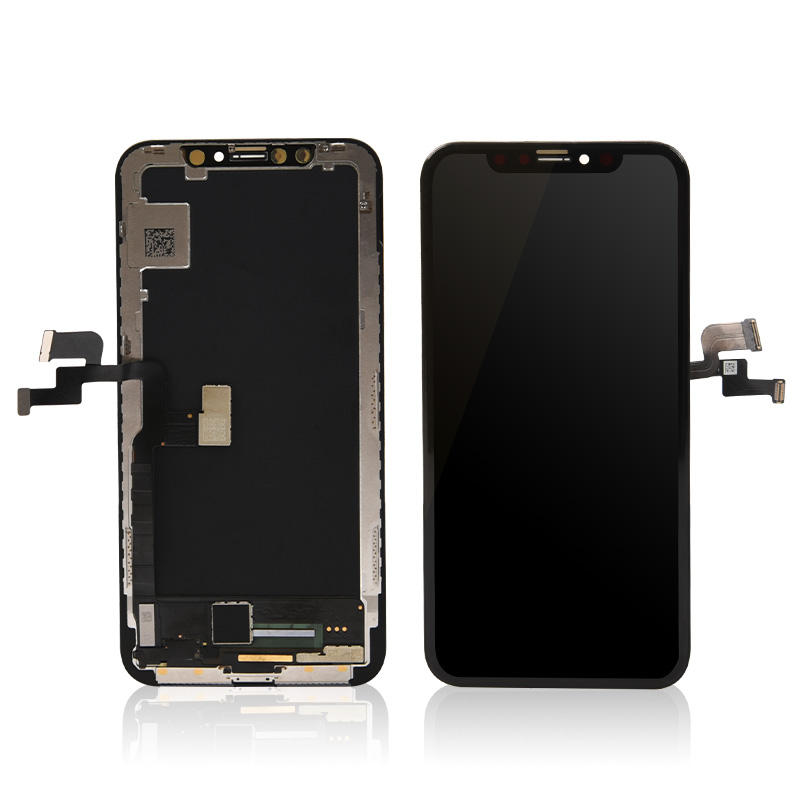 Mobile Lcd Touch Screen Module for Apple Iphone X replacement display LCD Digitizer